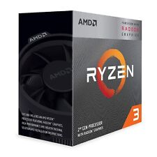AMD Ryzen 3 AM4 3.6GHZ 4MB Desktop Processor Boxed