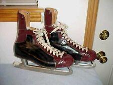 Vintage Men's Ccm Professional, Ccm Special, Ice Hockey Skates, Canada, Size 10