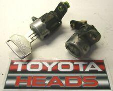 Toyota MR2 MK1 AW11 - Door Locks & Key