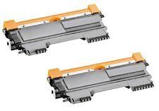 2 x Toner für Brother HL-2240 HL-2240D HL-2250DN HL-2270DW / TN-2220 SUPER XXL