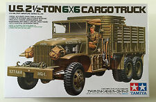 Tamiya 1 35 35218 - US 2.5 Ton 6x6 Cargo Truck