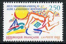 STAMP / TIMBRE FRANCE NEUF N° 2795 ** SPORT / JEUX MEDITERRANEENS