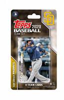 Topps Baseball 2020 San Diego Padres Mini Team Set 17 Card Set Manny Tatis RC ++