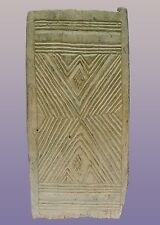 "Old African Igbo Door from Nigeria 43 1/2"" high x 20"" wide x 1 1/2"" deep"