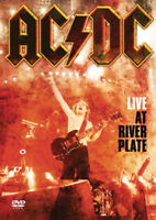 AC/DC: Live at River Plate DVD (2011) AC/DC cert E ***NEW*** Fast and FREE P & P