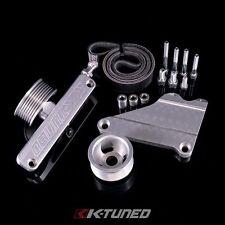 K-Tuned Universal A/C P/S Eliminator Delete Kit K20 K20a K20z1 K20z3 K24 K24a2