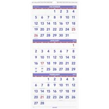 At A Glance 14 Month Vertical Wall Calendar 12 X 27 2021 2023 Pm1128 Wall
