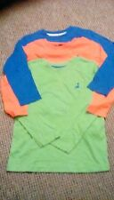 3pack boys long sleeved tops aged 4-5