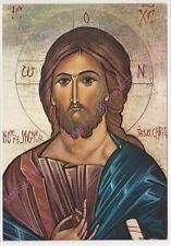CP ART TABLEAU Icône du Christ Pantocrator
