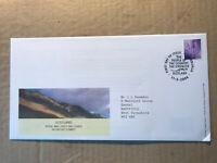 Grossbritannien UK 2004 Ersttagsbrief Lokalausgabe Schottland FDC