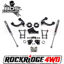 "BDS SUSPENSION 3.5"" UCA LIFT KIT SYSTEMS FOR THE 2019 FORD RANGERS W. NX2 Shocks"