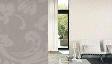 Casadeco Midnight 2 Grey Floral - MID 1918 12 27 ( MID19181227 ) Wallpaper