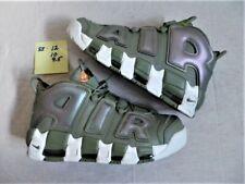 online store 74446 aae27 Nike Air Max More Uptempo Scottie Pippen olive green women sz 10 men sz 8.5  DS