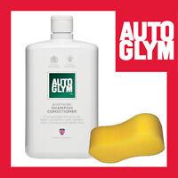 Autoglym Bodywork Shampoo Conditioner 1ltr with jumbo sponge