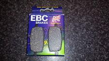 EBC BRAKE PADS FA169
