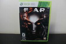 F.E.A.R. 3  (Xbox 360, 2011) *Tested/Complete
