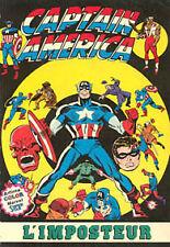 Artima / Arédit  Captain America    N° 12  série 1