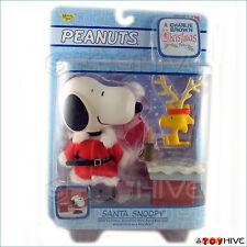 Charlie Brown Christmas Peanuts Santa Snoopy Woodstock