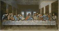 "The Last Supper Cross Stitch Kit 20"" x 10.75"""" P2149"
