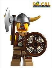 LEGO MINIFIGURES SERIES 4 8804 Viking
