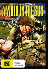 A Walk In The Sun (DVD, 2010) Dana Andrews *New & Sealed* Region 4
