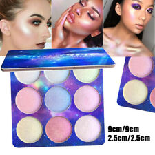 9 Colors Eyeshadow Palette Shimmer Glitter Pigment Eye Shadow Makeup Cosmetic