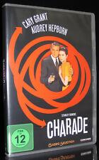 DVD CHARDE - KRIMI-KLASSIKER AUDREY HEPBURN + CARY GRANT + WALTER MATTHAU * NEU