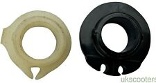 ukscooters VESPA GEAR THROTTLE ROLLER DRIVE PULLEY PAIR S PX LML T5 NYLON NEW