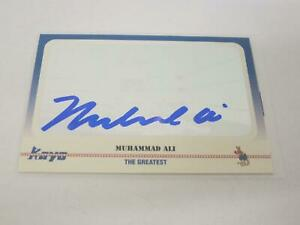 Muhammad Ali Genuinely Hand-Signed Autograph on Trading Card - w/COA