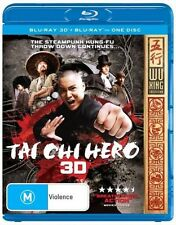 Tai Chi Hero | 3D Blu-ray - Blu Ray Region A,B,C