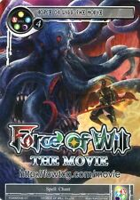 FOW TCG THE MOVIE Force of Will FOWMOVIE-01 PROMO MINT