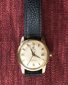 Vintage Omega Seamaster Men's Watch