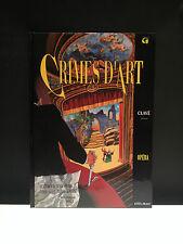 CRIMES D'ART - OPERA - CLAVE - E.O. 1995