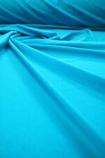 Stoff Türkis bi-Stretch Glanz 150cm breit 190g/m² 80% Polyamid 20% Elasthan