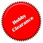 Hobby Clearance