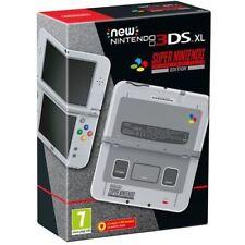 Console Portatile Nintendo 3 DS XL-Nuovo Nintendo 3 DS XL SNES EDIZIONE Nintendo 3 DS