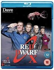 Red Dwarf X 5051561001871 With Chris Barrie Blu-ray Region B