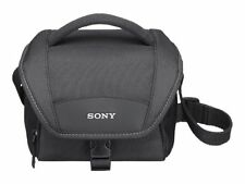 Sony Lcs-u11 Soft Carrying Case for Camcorders Alpha NEX Cameras
