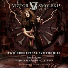 Victor Smolski - Two Orchestral Symphonies/Heretic Majesty & Passio [New CD]