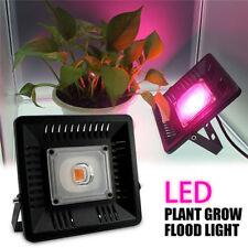 50W LED Grow Light Plante Hydroponique d'inondation Full Spectrum Culture Lampe