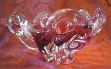 Unique Modern Glass Bowl