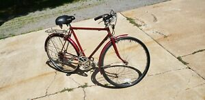 Sears Brittany Free Spirit 10 speed bicycle.