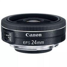 CANON EF-S 24mm f/2.8 STM Pancake Lens for 750D 1300D 4000D 200D 80D 2000D 700D
