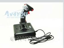 CH Products Fighterstick USB FTRUSB Pilot BF4 BF1 Flying Gaming F-16 Controller