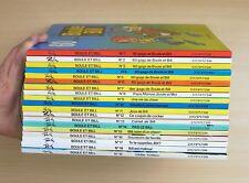 Roba BOULE ET BILL  ( lot :19 premiers abums)  réédition DUPUIS 83  NEUFS