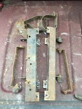 68-72 Cutlass 442 A/C Condenser AC Mount Bracket Set - Original Pair