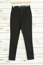NWT Mossimo - Black skinny HIGHEST-RISE denim jeans POWER STRETCH, size 00/24