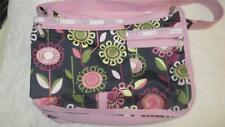 LeSportsac Deluxe Everyday Crossbody Bag w/Cosmetic Makeup Case Travel Bag