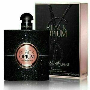 BLACK OPIUM YSL Yves Saint Laurent EDP Womens PERFUME 3 oz 3.0 NEW IN SEALED BOX