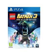 """Juego Sony PS4 """"Lego Batman 3"""""""